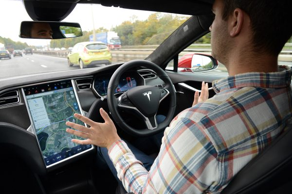 Could driverless tech reduce road traffic accidents?